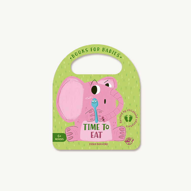time eat, time to eat, bit by bit, learning playing, babies stories, children books, cardboard, educational,
