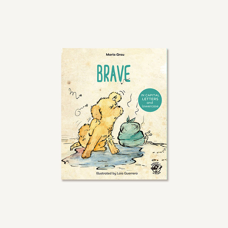 brave, dogs, puppies, children books, learn to read, capital letters, lower case, 5 year olds, kids books,