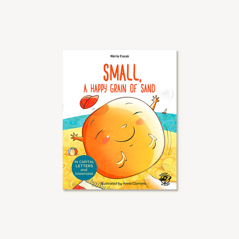 small happy grain sand, children books, learn to read, capital letters, lower case, 5 year olds, kids books,